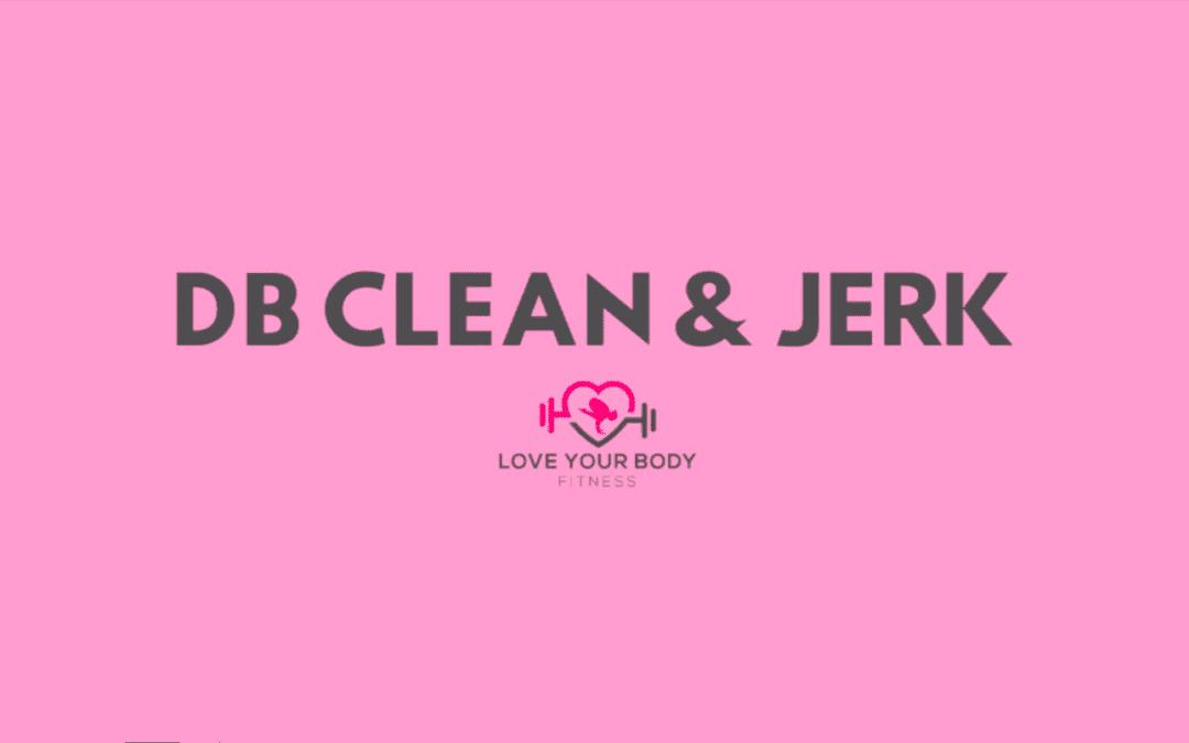 Dumbbell Clean & Jerk