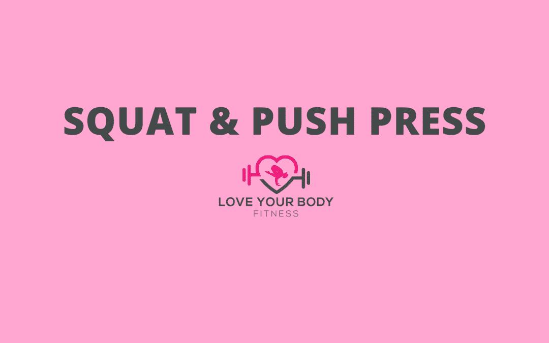 Squat & Push Press